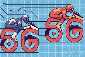 Phải chăng nước Mỹ đang tụt hậu trong 'cuộc chiến 5G'?
