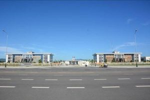 Phê duyệt nhiệm vụ Quy hoạch xây dựng vùng huyện Sơn Tịnh, Quảng Ngãi