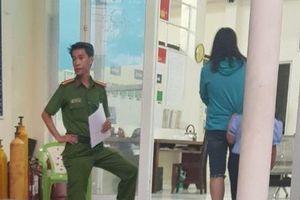 TP.HCM: Đánh vợ nhập viện rồi dọa ném con riêng của vợ xuống sông Sài Gòn