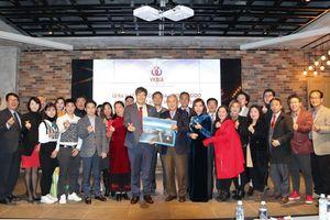 Hiệp hội Doanh nhân và Đầu tư Việt-Hàn lập Chi hội ở tỉnh Gyeonggi
