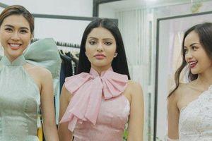 Hoa hậu Siêu quốc gia Malaysia đến Việt Nam hội ngộ cùng Tường Linh