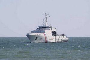 Cảnh sát biển Philippines nhận tàu tuần tra xa bờ cỡ lớn