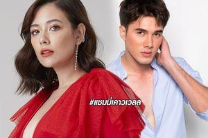 Trai đẹp lai Tây 1m92 xác nhận tham gia 'Talay Luang', lần đầu đóng cặp đôi với Sammy Cowell