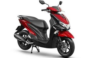 Yamaha ra mắt xe tay ga giá từ 33 triệu đồng, 'đấu' Honda Air Blade, Vision