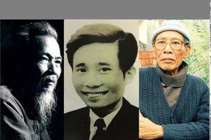 Hạnh ngộ của ba nhà thơ họ Phùng
