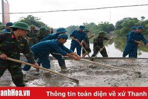Chung sức xây dựng nông thôn mới, góp phần củng cố 'thế trận lòng dân'