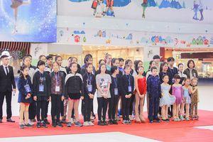 Khoảnh khắc ấn tượng ngày đầu Giải trượt băng nghệ thuật Cúp Vincom