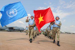 Kỷ niệm 75 năm Ngày thành lập Quân đội Nhân dân Việt Nam và 30 năm Ngày hội quốc phòng toàn dân: Định hình các hoạt động trong khu vực, quốc tế
