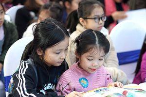 100 học sinh tiểu học đoạt giải 'Sải cánh vươn cao'