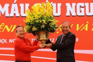 Chủ nhật Đỏ tô đậm triết lý sống nhân ái của người Việt Nam