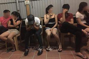 Quyết tâm đẩy lùi tệ nạn mại dâm
