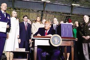 Đạo luật quốc phòng nhiều tham vọng của Mỹ