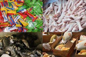 Ngăn chặn nhập lậu thực phẩm qua biên giới