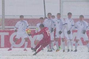 Quang Hải thắng giải 'Bàn thắng biểu tượng U23 châu Á'