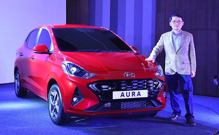 Hé lộ sedan cỡ nhỏ Hyundai Aura dành cho thị trường Ấn Độ
