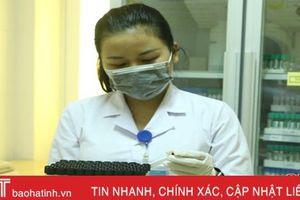 BVĐK Hà Tĩnh xét nghiệm HIV và viêm gan B đúng quy trình, quy định!