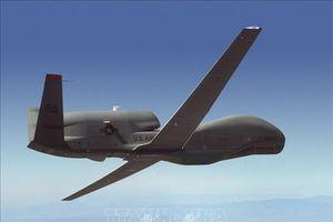Hàn Quốc tiếp nhận máy bay trinh sát Global Hawk đầu tiên