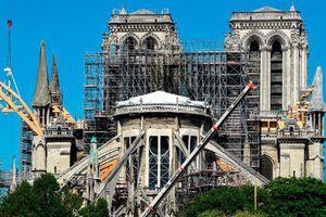 Nhà thờ Đức Bà Paris lần đầu tiên không cử hành lễ Giáng sinh