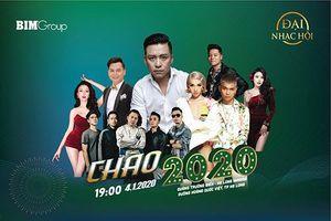 BIM Group chào 2020 - Đại nhạc hội bên Vịnh di sản chào năm mới