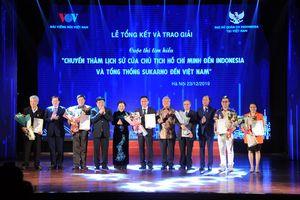 Vun đắp quan hệ hữu nghị Việt Nam- Indonesia