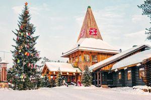 Thành phố hoang tàn trở thành điểm thu hút du khách mùa Giáng sinh