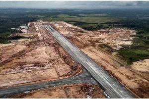 Trung Quốc xây 'siêu sân bay' trong rừng rậm Campuchia dấy lên hàng loạt nghi ngờ