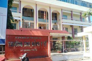 Trường Cao đẳng Y tế Khánh Hòa lạm thu học phí hơn 18 tỷ đồng
