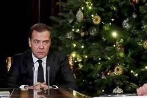 Ông Medvedev bàn chuyện trừng phạt Mỹ vì Nord Stream-2