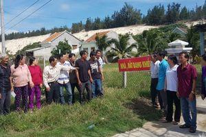 Dự án đường giao thông từ QL1 đi Đầm Môn (Khánh Hòa): Dấu hiệu đền bù 'thiên vị' khi xét tái định cư