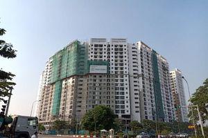 Phát hiện loạt dự án nhà ở xã hội ở Hà Nội xây gần xong mới xin giấy phép