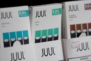 Thuốc lá điện tử đưa nhiều nicotine vào máu với tốc độ nhanh không tưởng