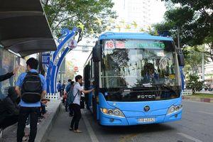 TP.HCM tăng 216 chuyến xe buýt phục vụ Tết Nguyên đán 2020