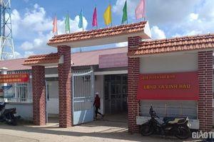 Liên tiếp sai phạm, một chủ tịch xã ở Bạc Liêu bị cách chức