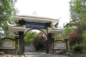 Những địa chỉ văn hóa, tâm linh ở Bà Rịa - Vũng Tàu : Thiền viện Chơn Không