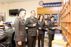 Xứng đáng là cơ quan tham mưu nhanh nhạy, tin cậy của Bộ Công an