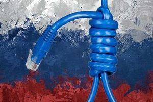 Nga 'chơi lớn', ngắt kết nối internet với phần còn lại của thế giới
