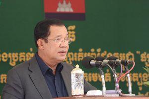 Thủ tướng Hun Sen cảm ơn Việt Nam xây chợ biên giới
