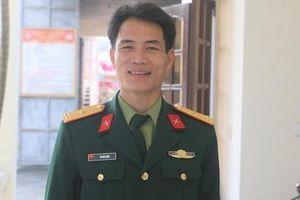 Khen thưởng Thiếu tá quân đội lao mình xuống sông Lam cứu người