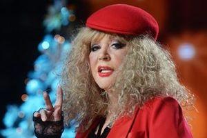 Diva người Nga Alla Pugacheva không biểu diễn trong dịp năm mới 2020
