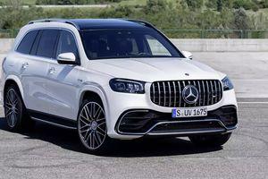 Đánh giá Mercedes-Benz AMG GLS 63 2020 - SUV hạng sang cô độc