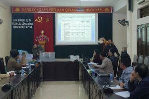 Sở NN& PTNT Thanh Hóa: Mở gói thầu thi công xây dựng số 18