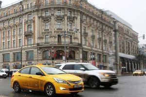 Quan chức Nga sẽ sử dụng taxi thay xe công vụ?