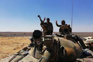 Quân đội Syria liên tiếp giành lại các thị trấn ở Idlib