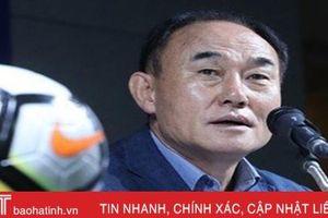 HLV U23 Hàn Quốc tuyên bố sẽ hạ U23 Việt Nam ở tứ kết U23 châu Á 2020