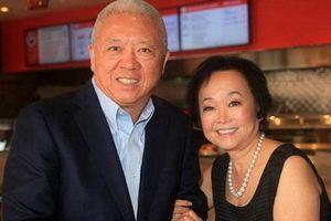 Vợ chồng gốc châu Á làm giàu tại Mỹ, sở hữu 3 tỷ USD và 2.000 nhà hàng