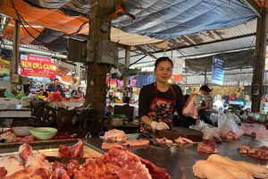 Nhiều mặt hàng tăng giá theo… thịt lợn