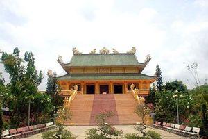 Những địa chỉ văn hóa, tâm linh ở Bà Rịa - Vũng Tàu - Chùa Đại Tòng Lâm