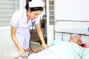 Chú trọng chăm sóc sức khỏe người cao tuổi