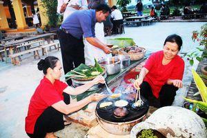 Nâng ẩm thực thành sản phẩm du lịch