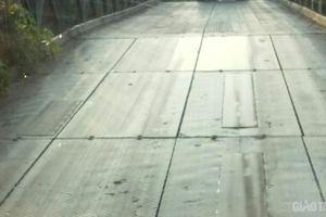 Cầu Ranh Ninh Quới đã được sửa chữa sau phản ánh của Báo Giao thông